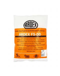 ARDEX GROUT 5KG #390 ULTRAWHITE (WALLS ONLY) tile